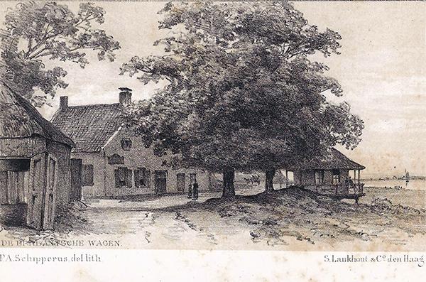 Herberg De Brabantse Wagen, Wijh