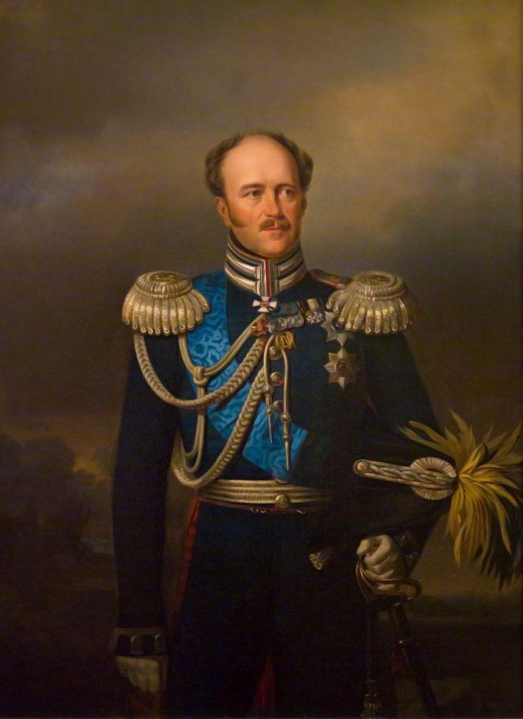 Generaal Alexander von Benckendorff